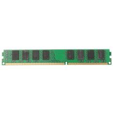 2 Pcs 2 GB DDR3 PC3-10600 1333 MHz Desktop DIMM Memori MEMUKUL-MUKUL 240 PIN untuk Beberapa Sistem
