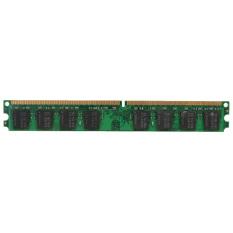 2 Pcs 2 GB DDR2 PC2-5300 667 MHz 240pin Desktop Memori RAM For AMD CPU-Intl