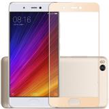 Beli 2 Buah Byt Penuh Menutupi Angry Kaca For Xiaomi Mi 5 S Emas Premium 9 Jam Kekerasan 3Mm Disadur Penjaga Pelindung Film Layar Murah