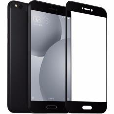 Jual Cepat 2 Pcs Full Cover Anti Gores Untuk Xiaomi Redmi 5A Premium 3D Melengkung 9 H Hardness 3Mm Electroplated Screen Guard Film Pelindung Internasional
