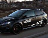 Toko 2 Pcs Racing Dan Desain Kisi Kata Rally Style Car Body Sticker Untuk Wrc Intl Oem Di Tiongkok