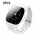 Beli 2 Pcs Smartwatch M26 Bluetooth Smart Watch Untuk Iphone Ios Android Windows Phone Sport Smartfone Whatch Intl Murah