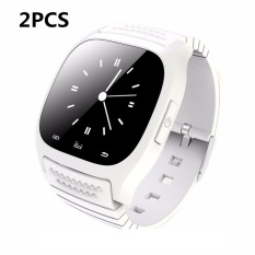 Beli 2 Pcs Smartwatch M26 Bluetooth Smart Watch Untuk Iphone Ios Android Windows Phone Sport Smartfone Whatch Intl Baru