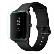 2pcs TPU HD Clear Protective Smart Watch Full Screen Protector Film Cover for Xiaomi Huami Amazfit Bip Youth Edition - intl