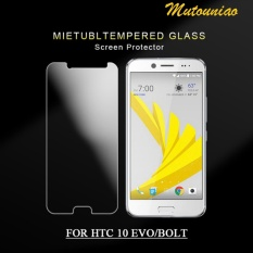 2pcs/lot For HTC Desire 10 EVO / BOLT 9H Premium Tempered Glass Screen Protector film - intl