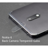 Spesifikasi 2X Hd Clear Glass Fiber Back Pelindung Layar Kamera Film Pelindung Pelindung Layar Kamera Untuk Nokia 6 Intl Bagus