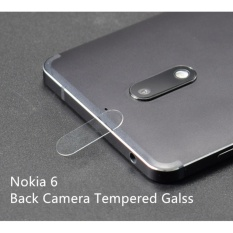 Harga 2X Hd Clear Glass Fiber Back Pelindung Layar Kamera Film Pelindung Pelindung Layar Kamera Untuk Nokia 6 Intl Yang Bagus