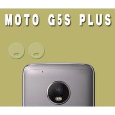 Beli 2 Xback Kamera Lensa Kaca Untuk Motorola Moto G5S Plus Film Pelindung Transparan Stiker Internasional Baru
