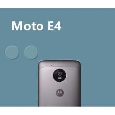 Harga 2X Kamera Pelindung Layar Hd Clear Kembali Kamera Lensa Kaca For Motorola Moto E4 Di Tiongkok