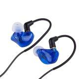 Toko 3 14 Phi Audio Earphone In Ear Monitor Phi 3 14 Dr1 Blue Murah Di Jawa Timur