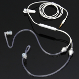 3 5Mm Anti Radiasi Tabung Udara Headset Stereo Headphone Handsfree Di Telinga Indonesia Diskon 50
