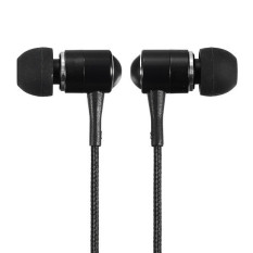 Jual Headset 3 5Mm Untuk Iphone 6 Galaxy S5 Note 4 Mp4 Mp3 Hitam Branded