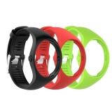 Beli 3 Warna Silikon Gelang Tali Jam Untuk Polar M200 Gps Running Watch Intl Oem