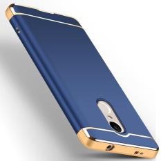 3 In 1 Hard Plastik/PC Matte Ponsel Case/Anti Jatuh Ponsel Cover/