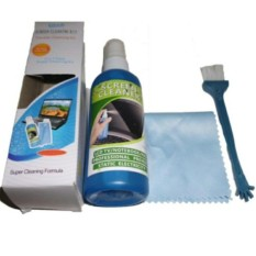 3-in-1 pc Laptop Monitor LCD Cleaning Kit pembersih layar Plasma/LCD