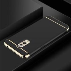 Jual 3 In 1 Ultra Tipis Dan Slim Hard Case Dilapisi Non Slip Matte Permukaan Dengan Electroplate Frame Untuk Samsung Galaxy J7 Plus C8 Intl Murah