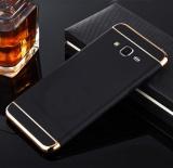 Review 3 In 1 Ultra Tipis Dan Slim Hard Case Dilapisi Non Slip Matte Permukaan Dengan Electroplate Frame Untuk Samsung Galaxy J5 2015 Hitam Intl Di Tiongkok