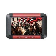 3 Inch Tft Layar Real 8 Gb Mp4 Mp5 Game Player Dengan Fm Radio Ebook Tv Merah Tiongkok Diskon