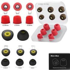 Harga 3 Pasang Kebisingan Mengisolasi Memory Foam Tips 3 Pasang Silicone Earbuds Bantalan Telinga Headphone Aksesoris Untuk Earphone Headset Intl Asli