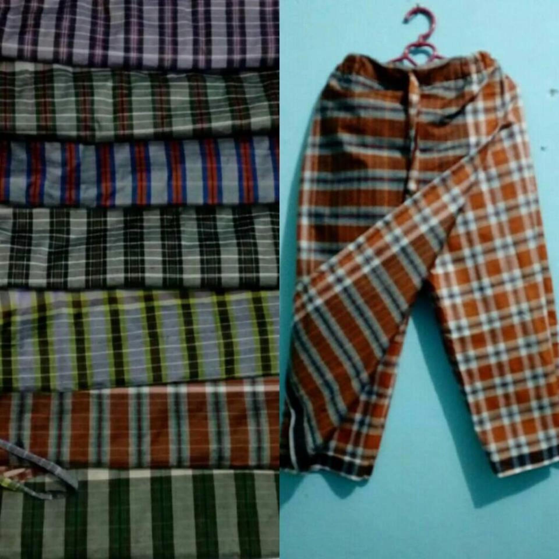 3 Pcs Hilya Celana Sarung Cesar Muslim Anak 3 5 Tahun Di Jawa Barat