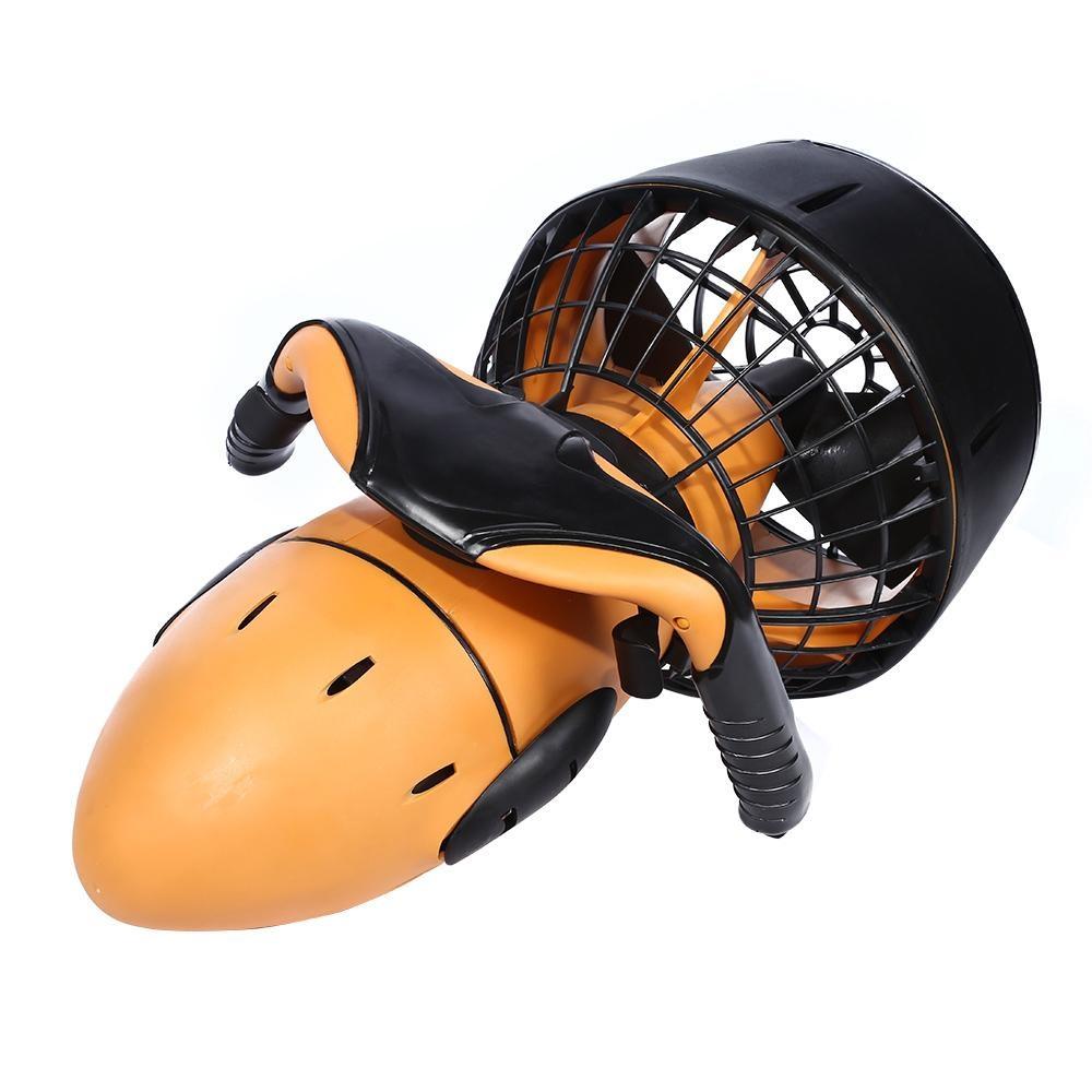 300 W Baling-baling Electric bawah air skuter peralatan menyelam laut