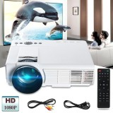 Toko 3000 Lumens 1080 P Full Hd Led Video Proyektor Multimedia Theater Tv Usb Vga Pc Intl Terlengkap