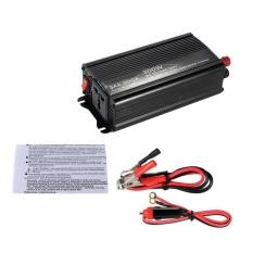 300 W Modified Sine Wave Inverter Inverter Daya 12 V Ke AC 220 V untuk Elektronik