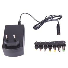 Toko 3 0A Universal Ac Konverter Adaptor Dc 6 Plug 12 V Power Charger Eu Dekat Sini