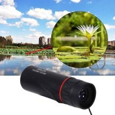 30X25 Zoom Monokuler Optik Teleskop Mini Konser Perjalanan Luar Ruangan-Intl
