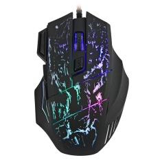 Pusat Jual Beli 3200 Dpi 7 Tombol Led Usb Wired Gaming Mouse Kompatibel Dengan Komputer Dan Laptop Intl Tiongkok