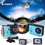 32G 2 4 K 16Mp 170 ° Full Hd Wifi Sj8000 Olahraga Kamera Menyelam 30 M Tahan Air Intl Asli