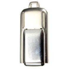 Jual 32 Gb Modern Logam Perak Putar Usb 2 Flash Drive Memori Tongkat Baru