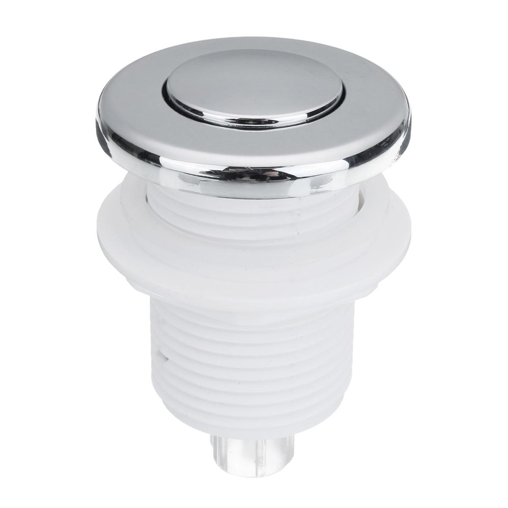 Beli 32Mm Tub Spa Massage Bath Waste Garbage Disposal Toy Air Switch Push Button White Intl Cicilan