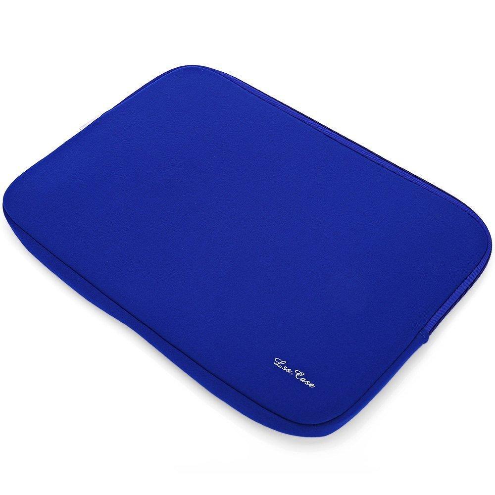 35,56 Cm Ritsleting Tas Komputer Laptop For Macbook Air Pro Retina (biru Safir)
