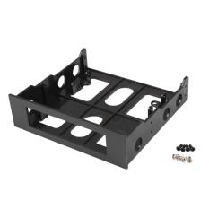 Spesifikasi 3 5 Sampai 5 25 Drive Bay Komputer Case Adapter Mounting Bracket Usb Hub Floppy Terbaik