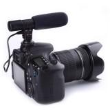 Toko 3 5Mm Arah Mikrofon Eksternal Untuk Canon Nikon Dslr Kamera Dv Camcorder Intl Online