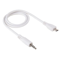 Harga 3 5Mm Male To Micro Usb Male Audio Aux Kabel Panjang Sekitar 50 Cm Intl Termahal