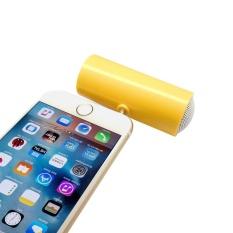 Beli 3 5Mm Pemutar Musik Stereo Speaker Untuk Ipod Iphone6 Plus Note4 Cellphone Intl Cicilan
