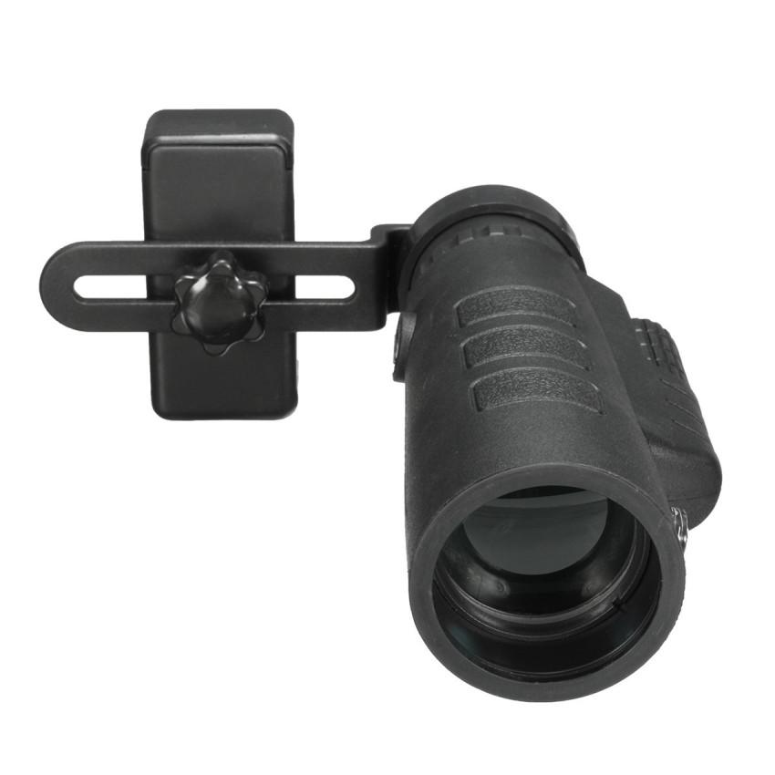 Spesifikasi 35X50 Hd Zoom Monocular Mengamati Hiking Teleskop Lensa Kamera Dengan Dudukan Telepon Internasional Lengkap