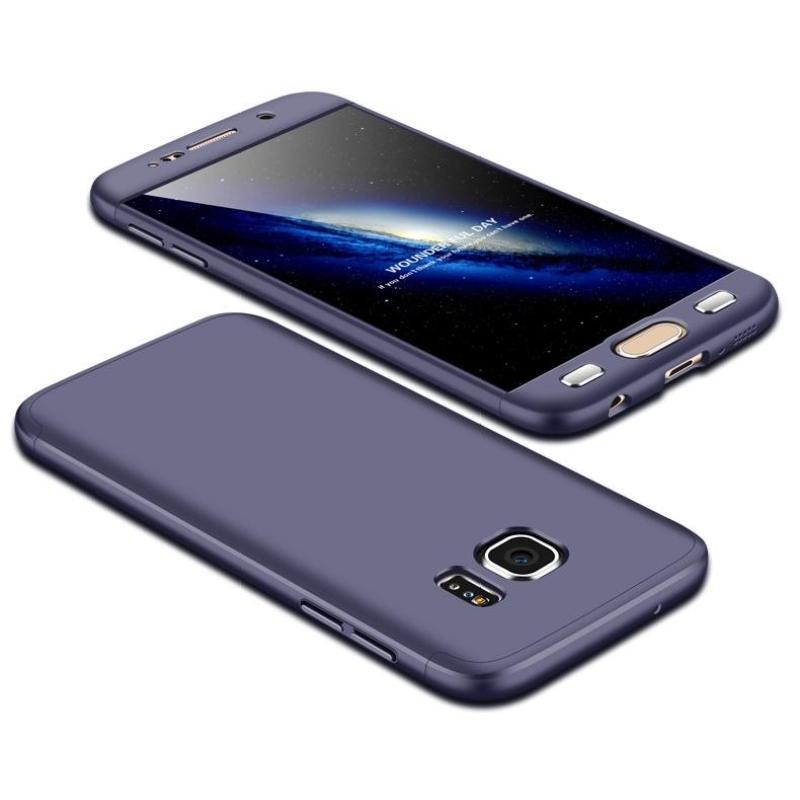 Ultra Tipis keras hibrida pelindung PC penutup belakang Case Untuk Samsung Galaxy S7 biru. Source