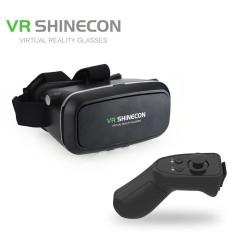 360 Degree Rocker Wireless Bluetooth Gamepad VR Control For VR Shinecon 2.0 - intl