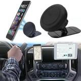 Beli 360 ° Rotasi Adjustable Angle Stick On Dashboard Mobil Magnetic Mount Holder Intl Murah Tiongkok