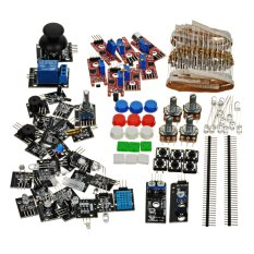 Promo 37 In 1 Sensor Kit For Arduino Hitam Multi Warna Murah