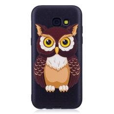 3D Silicone Case untuk Samsung Galaxy A5 2017 A57 A520 A520F/DS A520F SM-A520F SM-A520F/DS Phone Fitted Case TPU Bingkai Core Cover-Intl