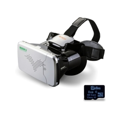 Review 3D Vr Riem 3 Sdv02 Vr Box Cardboard 2 With Capacitive Touch 8G Game Virtual Reality Glasses Di Indonesia