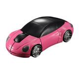 Beli 3D 2 Optik Nirkabel 4G Mobil Berbentuk Tikus 1600 Dpi Usb To Pc Laptop Berwarna Merah Muda Dengan Kartu Kredit