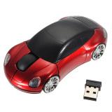 Ulasan Tentang 3 D Nirkabel Optical 2 4 G Mobil Berbentuk Mouse Mouse 1600 Dpi Usb Untuk Pc Laptop Merah