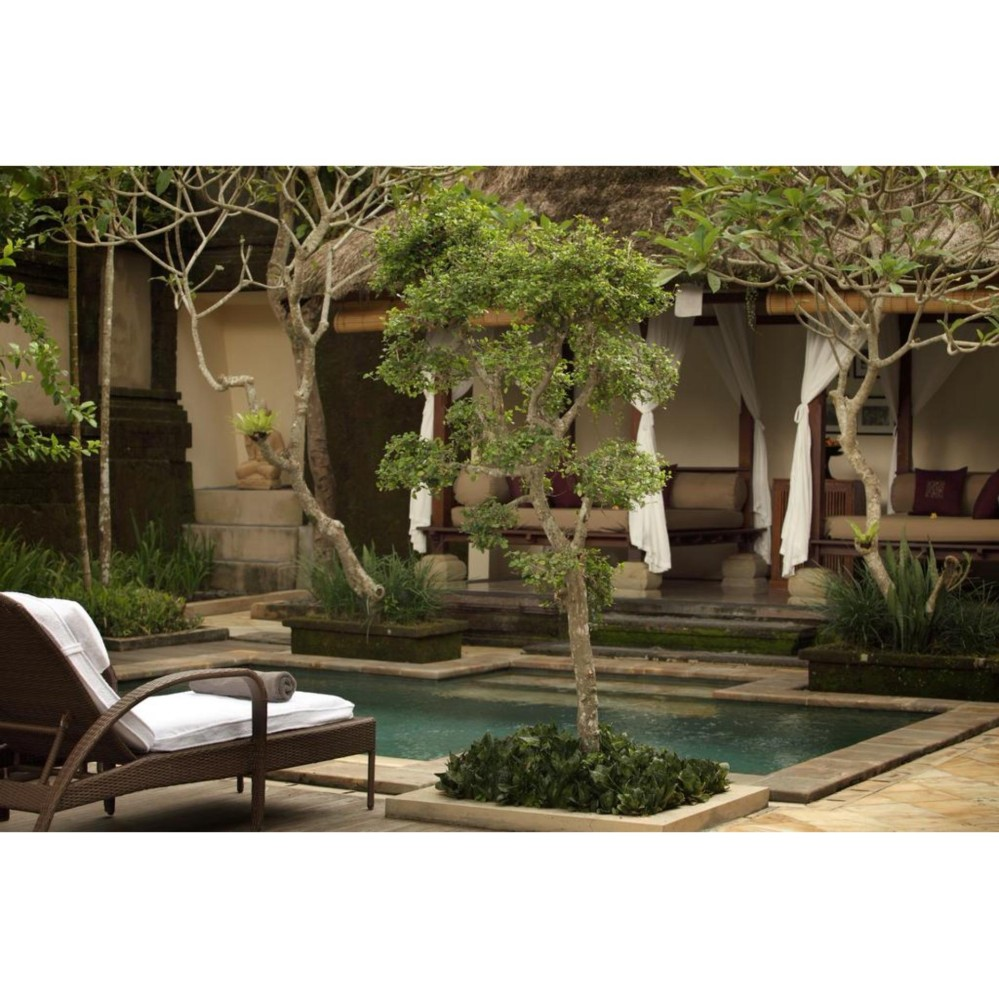 Voucher Hotel The Ubud Village Resort & Spa Bali - Village Suite Pool Villa Breakfast (Promo) 3D2N
