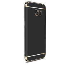 3 Dalam 1 Ultra Tipis Disadur PC Belakang Sampul Case untuk Samsung Galaxy S6 Edge PLUS