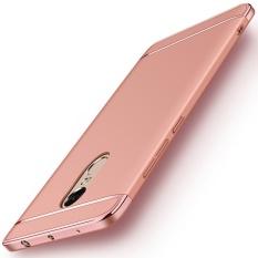 3in1 Ultra-tipis Lapis Listrik PC Back Cover Case untuk Xiaomi Redmi Note 4-Intl